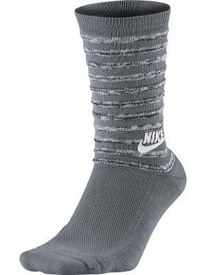 Гольфы NSW MENS TECH PACK CREW Nike. Цвет: серый