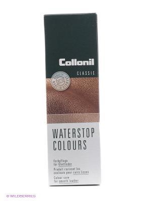 Крем водоотталкивающий Collonil. Цвет: темно-коричневый