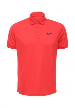 Поло Nike. Цвет: коралловый