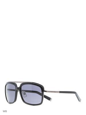 Солнцезащитные очки DQ 0026 01A Dsquared. Цвет: черный