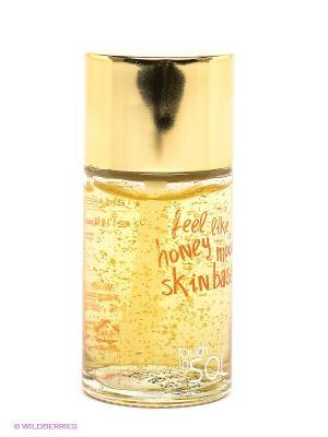 Медовая база для лица Feel like Honey Moon, 32 гр Touch in sol. Цвет: прозрачный, золотистый