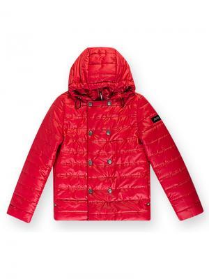 Куртка Stillini. Цвет: красный
