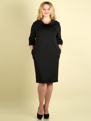 Платье Стелла SPARADA. Цвет: черный