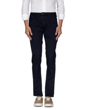 Повседневные брюки HAMPTONS. Цвет: темно-синий