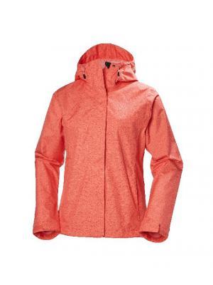 Куртка W NINE K JACKET Helly Hansen. Цвет: синий, темно-фиолетовый
