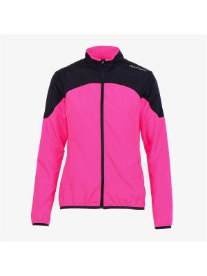 Куртка DIADORA. Цвет: розовый