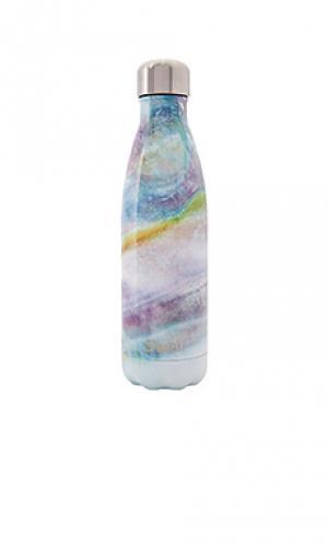 Бутылка для воды elements 17oz Swell S'well. Цвет: белый