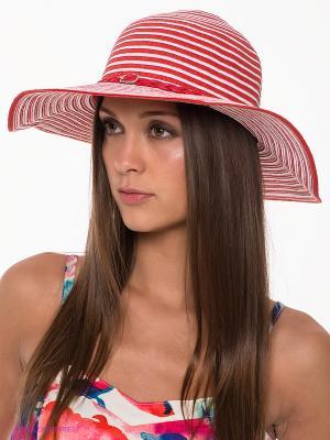Шляпа Canoe. Цвет: красный, белый