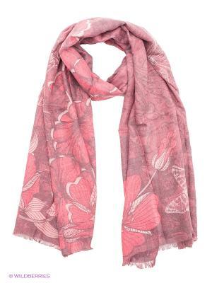 Палантин Labbra. Цвет: розовый, бордовый, коричневый