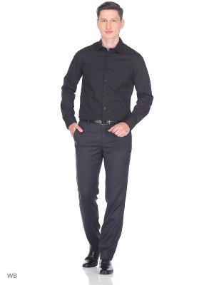 Рубашка Greg Horman. Цвет: черный