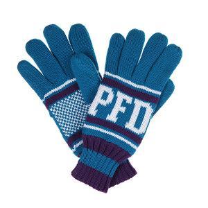 Перчатки  Lalo/Pfd Knitted Glove Cyan Penfield. Цвет: голубой