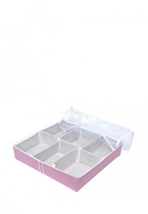 Система хранения для обуви Homsu. Цвет: розовый