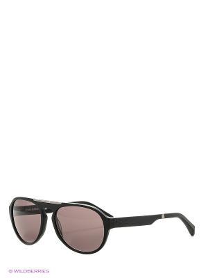 Солнцезащитные очки BLD 1634 401 GB SIGNATURE Baldinini. Цвет: черный