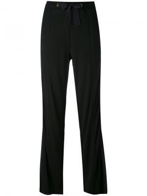 Расклешенные брюки Dorothee Schumacher. Цвет: чёрный