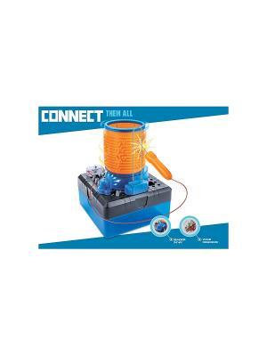 Научный опыт 3D Мания Лабиринта со светом, на батарейках, в коробке Amazing Toys. Цвет: синий, темно-серый, оранжевый