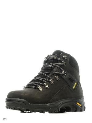 Мембранные ботинки HIMALAYA Ascot. Цвет: черный, желтый