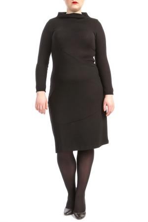 Платье KOKOMARINA. Цвет: черный