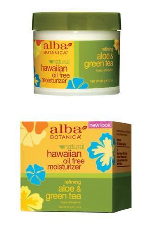 Гавайский увлажняющий крем ALBA BOTANICA. Цвет: none