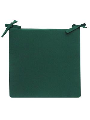 Сидушка декоративная 40*40, цвет зеленый Dorothy's Нome. Цвет: зеленый