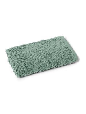 Полотенце для ванной 50х80 см Skif green WESS. Цвет: зеленый