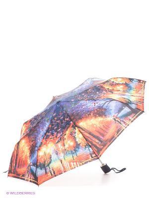 Зонт Zest. Цвет: синий, красный