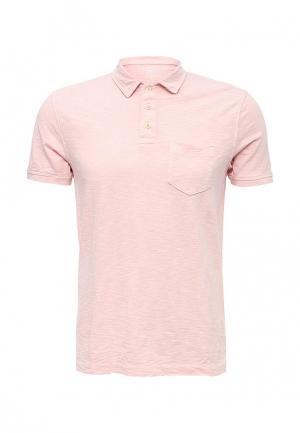 Поло Gap. Цвет: розовый