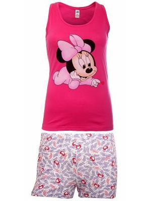 Пижама РОССИЙСКИЙ ТРИКОТАЖ. Цвет: красный, бледно-розовый, сиреневый