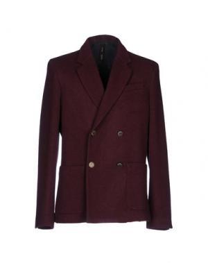 Пиджак GUTTHA. Цвет: красно-коричневый