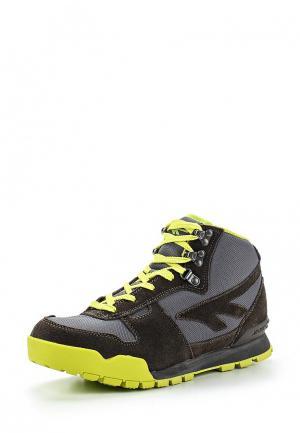 Ботинки Hi-Tec. Цвет: разноцветный