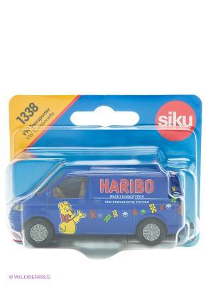 Фольксваген транспортер фургон SIKU. Цвет: синий
