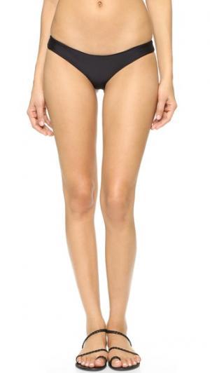 Плавки бикини Kalani Tori Praver Swimwear. Цвет: голубой