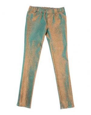 Повседневные брюки MORLEY. Цвет: зеленый