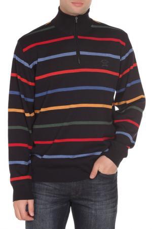 Пуловер Paul & Shark. Цвет: синий, разноцветный, полоса