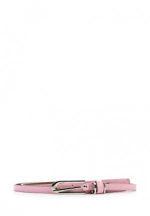 Ремень Modis. Цвет: розовый