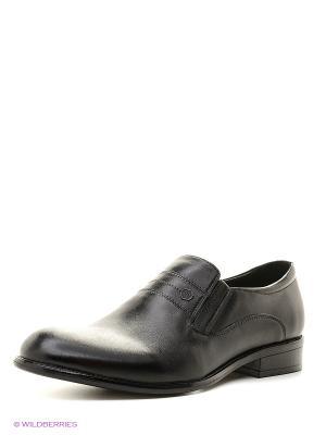 Туфли Dino Ricci. Цвет: черный