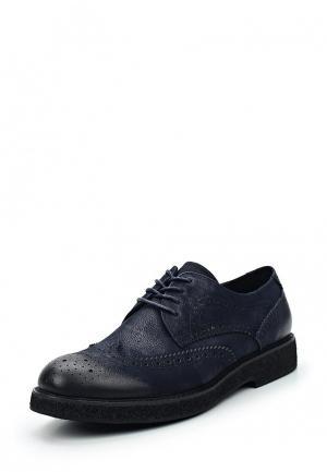 Туфли Vitacci. Цвет: синий