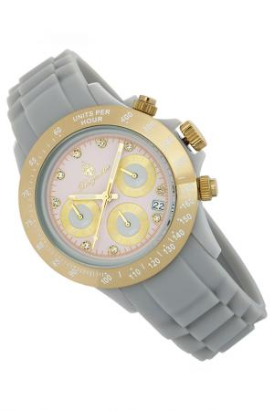 Quartz watch Burgmeister. Цвет: grey and gold