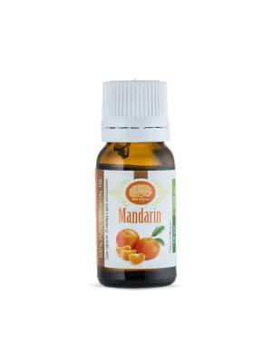 Эфирное масло  мандарина, 10мл Huilargan. Цвет: желтый