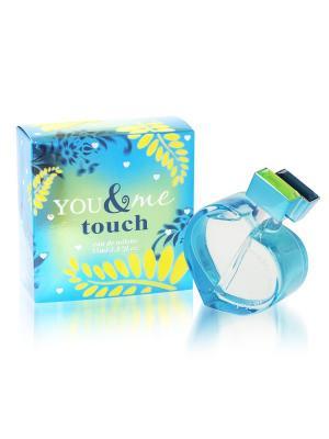 Туалетная вода You & Me touch 55 ml/ж. Цвет: прозрачный