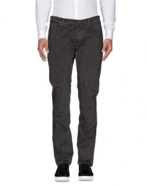 Повседневные брюки JECKERSON. Цвет: свинцово-серый