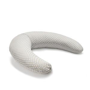 Подушка для грудного вскармливания La Redoute Collections. Цвет: рисунок/белый