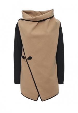 Пальто Stella Morgan. Цвет: бежевый