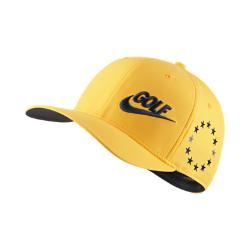 Бейсболка  Golf Clash Classic 99 Nike. Цвет: желтый