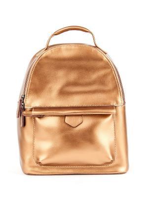 Рюкзак Best&Best. Цвет: бронзовый