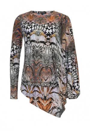 Блуза Sahera Rahmani. Цвет: разноцветный