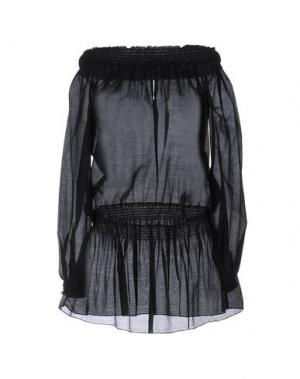Блузка NIOI. Цвет: черный