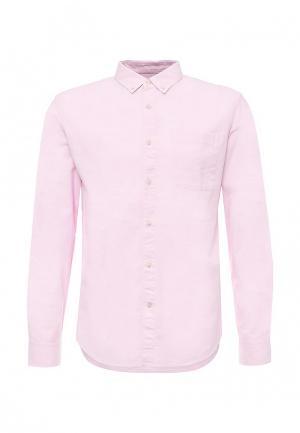 Рубашка Banana Republic. Цвет: розовый