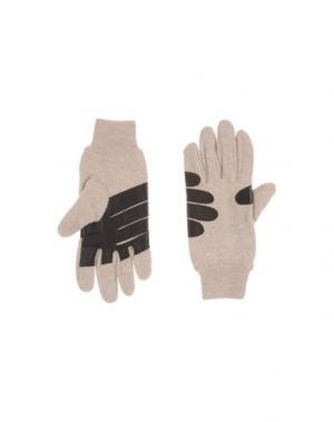 Перчатки MAISON MARGIELA 14. Цвет: бежевый