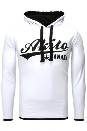 Sweatshirt Akito  Tanaka. Цвет: white, black