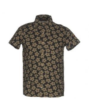 Pубашка COOPERATIVA PESCATORI POSILLIPO. Цвет: хаки